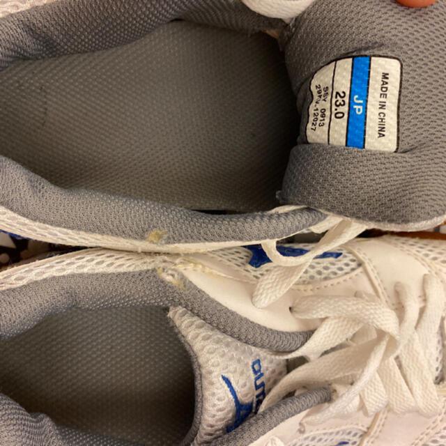 MIZUNO(ミズノ)の体育館シューズ レディースの靴/シューズ(スニーカー)の商品写真