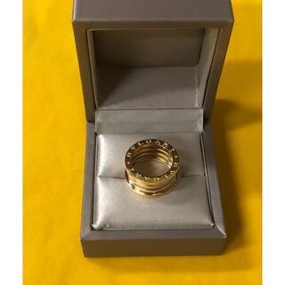 ブルガリ(BVLGARI)のBVLGARI ビーゼロワン リング #54(リング(指輪))