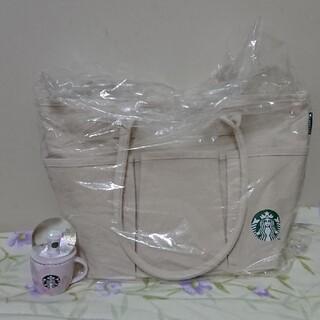スターバックスコーヒー(Starbucks Coffee)のSTARBUCKSバックとスノードーム(リュック/バックパック)