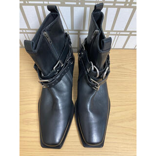 アンドゥムルメステール(Ann Demeulemeester)のAnn Demeulemeester Boots(ブーツ)