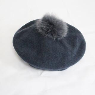 ビューティアンドユースユナイテッドアローズ(BEAUTY&YOUTH UNITED ARROWS)のUNITEDARROWSBEAUTY&YOUTHポンポン付きベレー帽(ハンチング/ベレー帽)