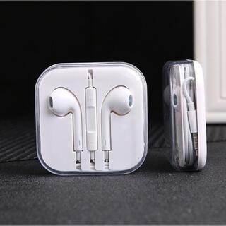 iPhone - イヤホン イヤフォン iPhone アイフォン