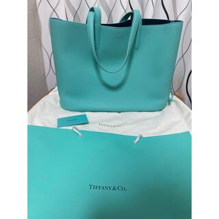 ティファニー(Tiffany & Co.)のリーダーズトートバッグ(トートバッグ)