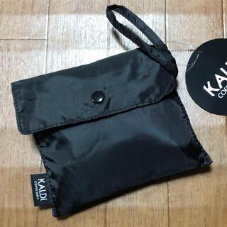 KALDI - KALDI カルディ マイバッグ エコバッグ ブラック 黒