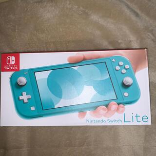 Nintendo Switch - 任天堂Switch ライト ターコイズ
