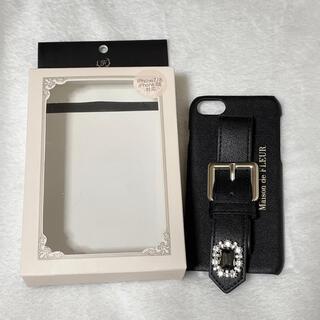 メゾンドフルール(Maison de FLEUR)のMaison de FLEUR iPhone7/8 SE ケース(iPhoneケース)