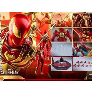 MARVEL - ホットトイズ 1/6 スパイダーマン アイアン・スパイダー・アーマー・スーツ版