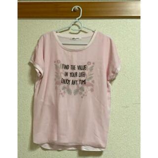 シマムラ(しまむら)のレディース 洋服 トップス 4点セット②(Tシャツ(長袖/七分))
