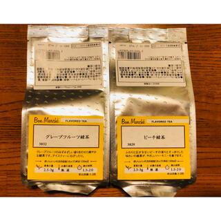 ルピシア(LUPICIA)の【アムロ様 専用】ルピシア フレーバー緑茶 2種類(茶)