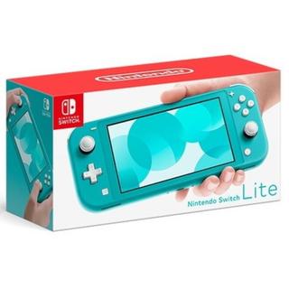 Nintendo Switch - 【超美品】スイッチライト 本体 ターコイズ