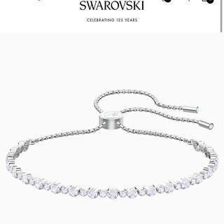 スワロフスキー(SWAROVSKI)のSWAROVSKI スワロフスキー ブレスレット(ブレスレット/バングル)