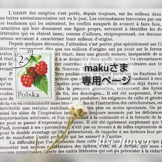 makuさま専用ページ(ドライフラワー)