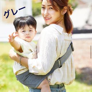 GOOSEKET ANAYO BABY SUPPORT BAG(抱っこひも/おんぶひも)
