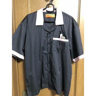 ビームス(BEAMS)のleftalone ボーリングシャツ サイズM(シャツ)