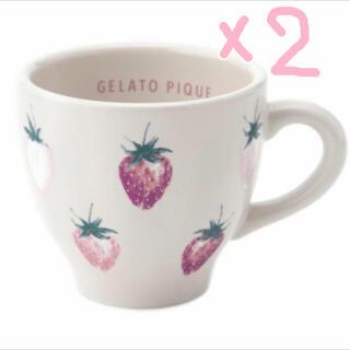 ジェラートピケ(gelato pique)のジェラートピケ マグカップセット(グラス/カップ)