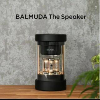 BALMUDA - 【新品・未使用】バルミューダ  スピーカー