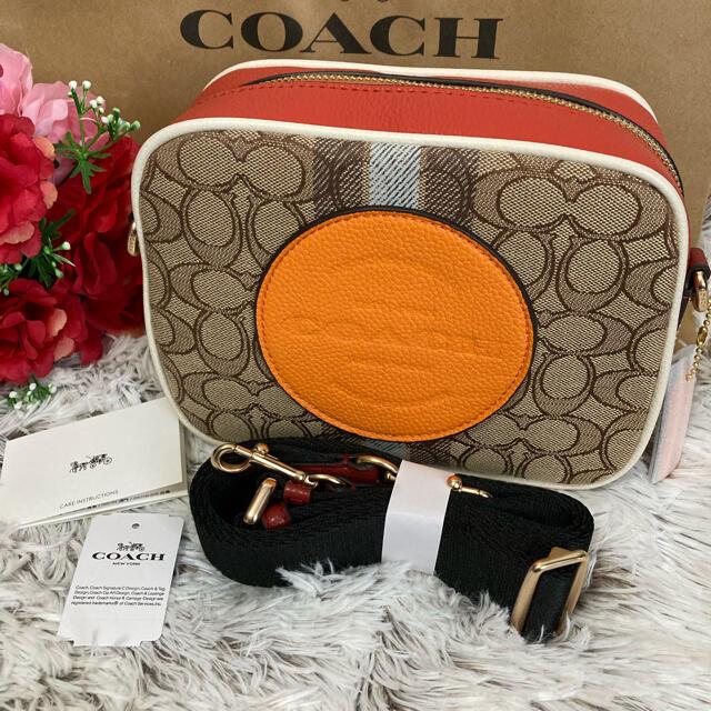 COACH(コーチ)のCOACH コーチ デンプシー カメラバッグ ショルダーバッグ レディースのバッグ(ショルダーバッグ)の商品写真