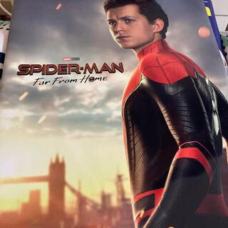 マーベル(MARVEL)のスパイダーマン ファーフロームホーム映画パンフレット(アート/エンタメ/ホビー)