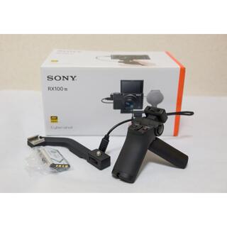 ソニー(SONY)のRX100M7 アクセサリ(NP-BX1 GP-VPT1  ブラケット)(コンパクトデジタルカメラ)