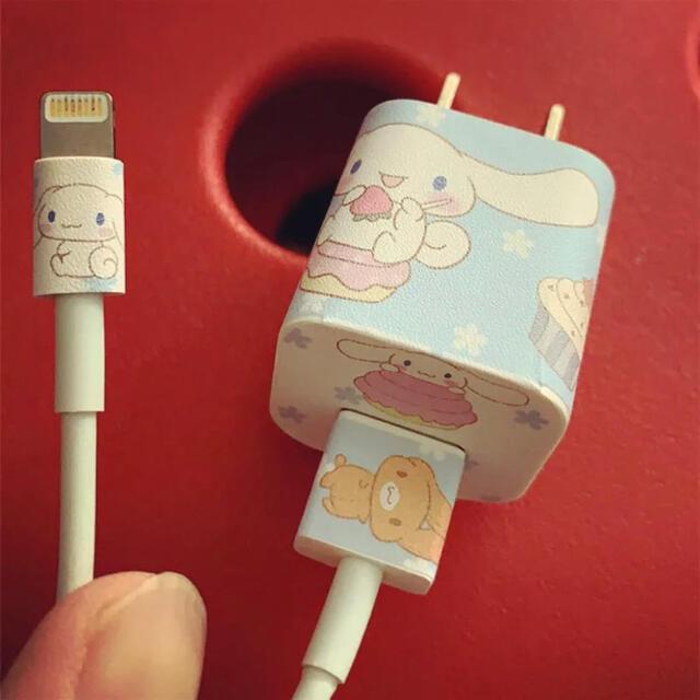 マイメロディ(マイメロディ)の充電器 デコレーション シール マイメロディ 残り4枚 エンタメ/ホビーのおもちゃ/ぬいぐるみ(キャラクターグッズ)の商品写真