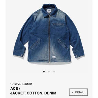 W)taps - wtaps ace jacket descendant