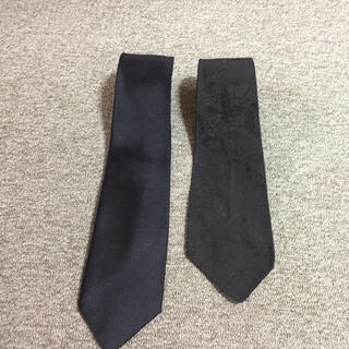 黒ネクタイ   まとめ売り(その他)