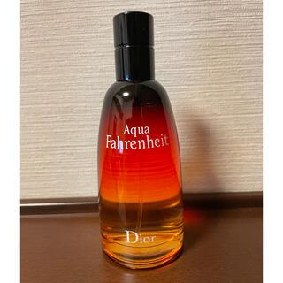 ディオール(Dior)の最終値下げ!アクアファーレンハイト 75ml(ユニセックス)