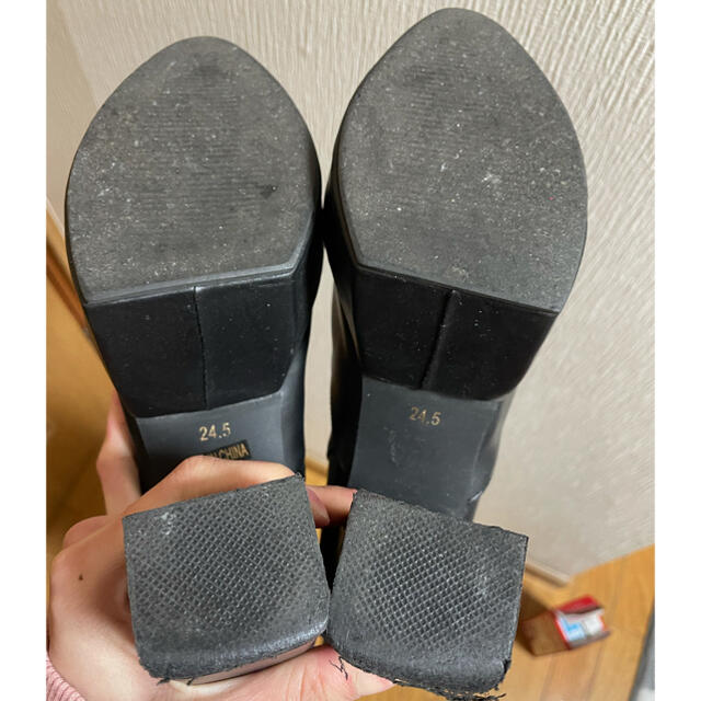 ENVYM(アンビー)のenvym ニーハイブーツ レディースの靴/シューズ(ブーツ)の商品写真