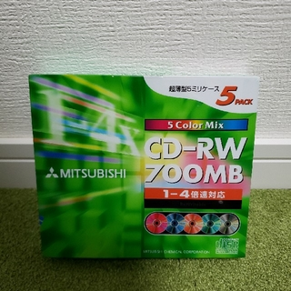 ミツビシ(三菱)のMITSUBISHI CD-RW700MB(PC周辺機器)