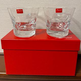 バカラ(Baccarat)のzou様専用 最終値下げ!バカラ ペアグラス(グラス/カップ)