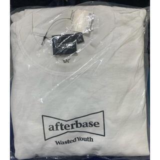 アフターベース(AFTERBASE)のWested Youth × afterbase ロンT Mサイズ(Tシャツ/カットソー(七分/長袖))