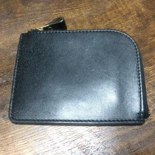 ツチヤカバンセイゾウジョ(土屋鞄製造所)の土屋鞄製造所 Lファスナー ブラック(折り財布)