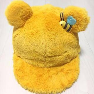 Disney - ディズニー プーさん 帽子 ファンキャップ