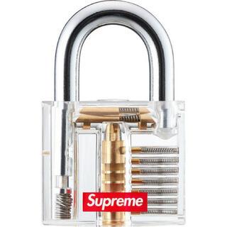 Supreme - Transparent Lock 南京錠 Supreme