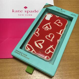 ケイトスペードニューヨーク(kate spade new york)の新品 ケイトスペード iPhoneX/XSケース(iPhoneケース)