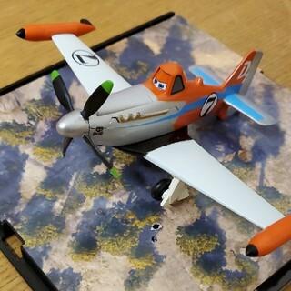 ディズニー(Disney)のカリフォルニア ディズニー   プレーンズ  鉄製模型 飛行機(模型/プラモデル)