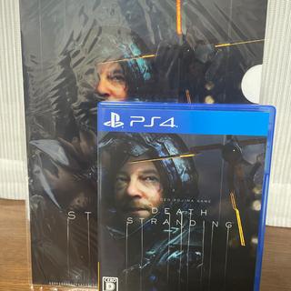 PlayStation4 - DEATH STRANDING(デス・ストランディング) クリアファイル付き