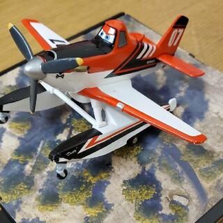 ディズニー(Disney)のカリフォルニア ディズニー  アメリカ公式商品 プレーンズ  鉄製模型 飛行機(模型/プラモデル)