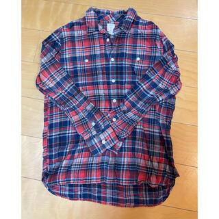 GAP - GAP GU チェック ネルシャツ Lサイズ 2枚セット