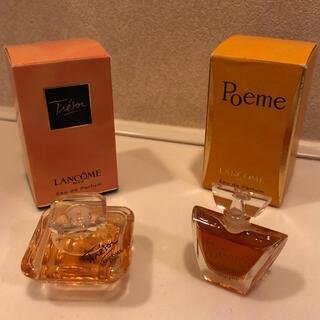 ランコム(LANCOME)のランコム 香水 ポエム & トレゾア 2点セット(香水(女性用))