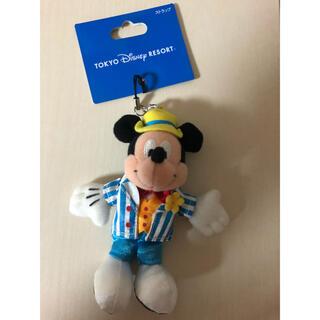 ディズニー(Disney)の値下げ! ディズニー ミッキー ぬいぐるみ ストラップ 新品(ストラップ)