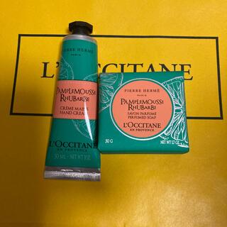 L'OCCITANE - ロクシタンハンドクリーム、ソープ