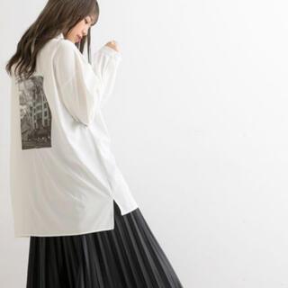 夢展望 - プリントシャツ