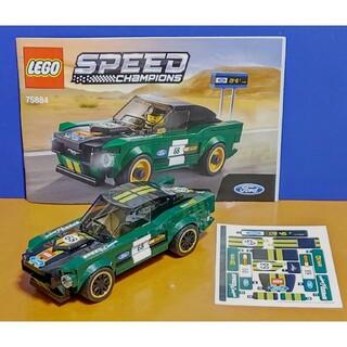 Lego - レゴ★スピードチャンピオン フォード・マスタング・ファストバック 車両 美品