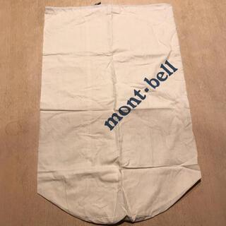 モンベル(mont bell)のモンベル  シュラフ バッグ(エコバッグ)