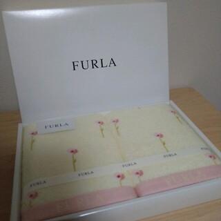 フルラ(Furla)の専用★フルラ 新品 フェイスタオル2枚(タオル/バス用品)