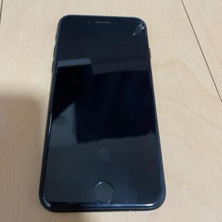 エヌティティドコモ(NTTdocomo)のiPhone7 128GB ジャンク品(スマートフォン本体)