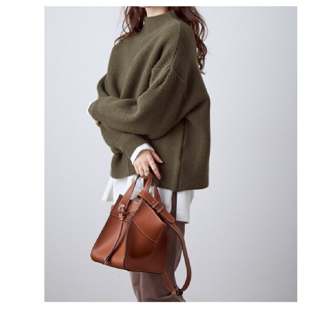 ViS(ヴィス)のcoco様専用 ビス★フロントタイバッグ レディースのバッグ(ハンドバッグ)の商品写真