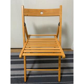 イケア(IKEA)のみさ様 2脚分 IKEA  折りたたみ椅子 チェア(折り畳みイス)