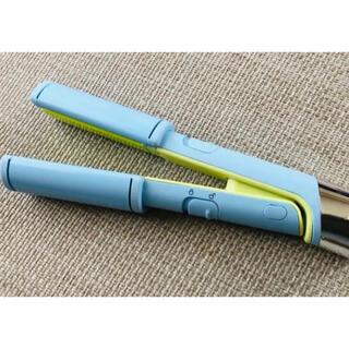 イージースタイラー USB シュガー   ミニヘアアイロン(ヘアアイロン)